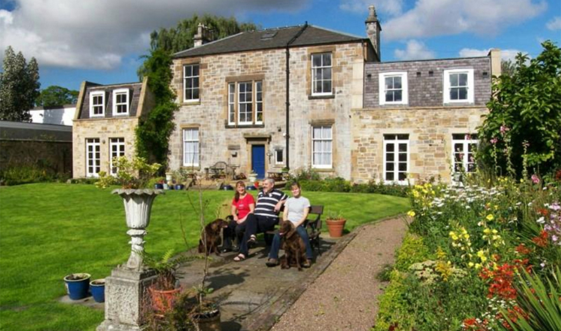 Rathan House, B&B  in Dalkeith,